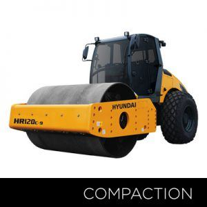 Hyundai Compaction Machine