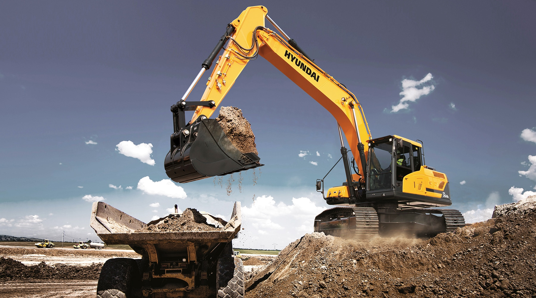 Hyundai Excavation Equipment