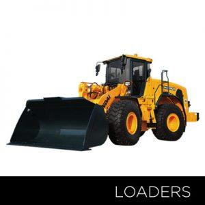 Hyundai Wheel Loaders